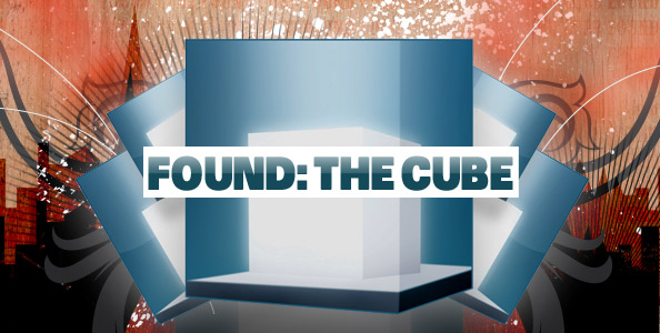 Found: The Cube