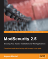 ModSecurity 2.5 book cover